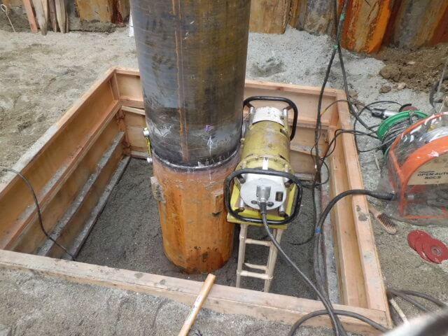 CIMG2158 放射線透過試験